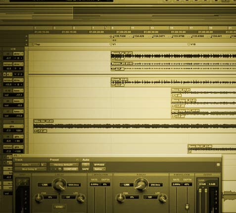 Lesson 8 - Intro to Pro Tools